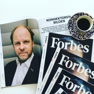 Bernhard Kerres in Forbes